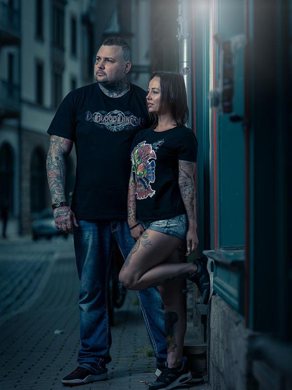 bloodline mode shirts kleidung t-shirt 1